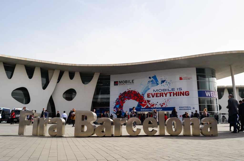 Fira Barcelona - Mobile World Congress ⒸAlin Gramescu