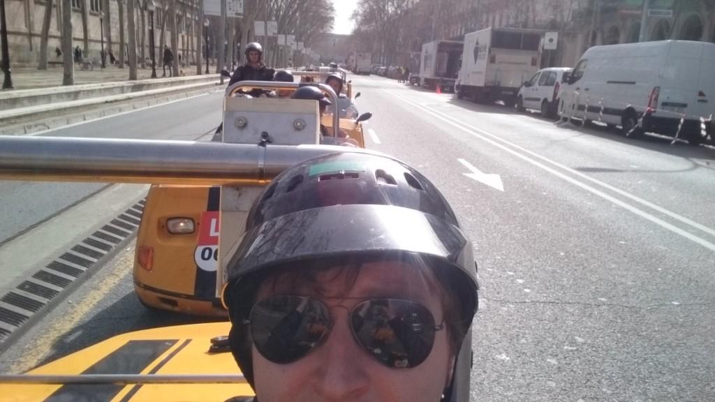 Stadrundfahrt mit den GoCars